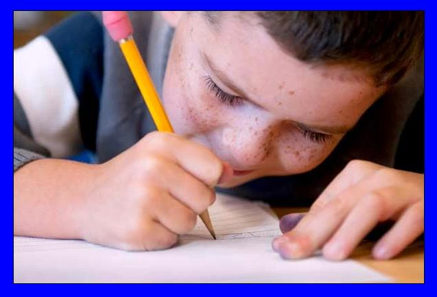 Dysgraphia and children with LD